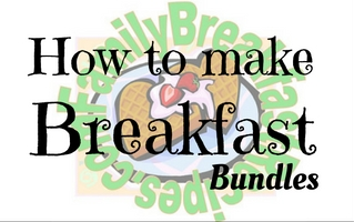 breakfast bundles