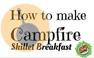 campfire skillet breakfast