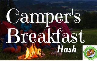 campers breakfast hash