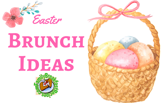 Easter Brunch ideas and menu