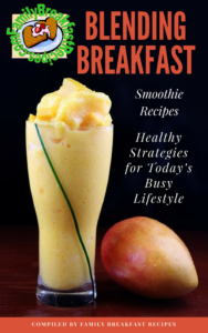 breakfast smoothie recipes ebook cookbook
